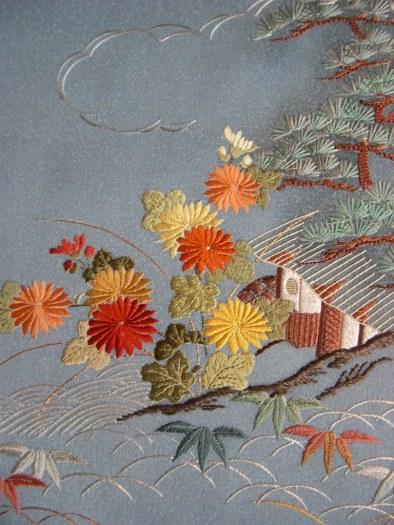 Mtin d'automne (extrait du modèle original brodé par MMD)